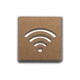 Wi-fi - Social and internet sign