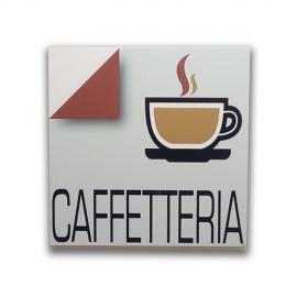 Coffee bar - Italian sign for bar and pub