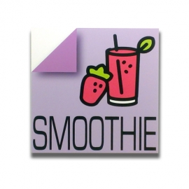 Smoothie - Sign for bar and pub